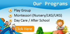 Play School, Montessori, Daycare