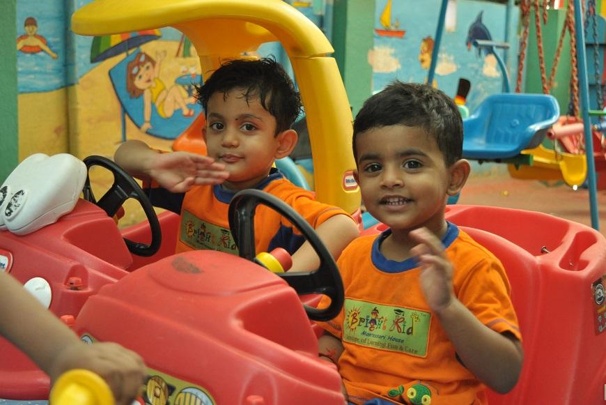 Montessori Preschool in Bangalore | Playschool in Bangalore